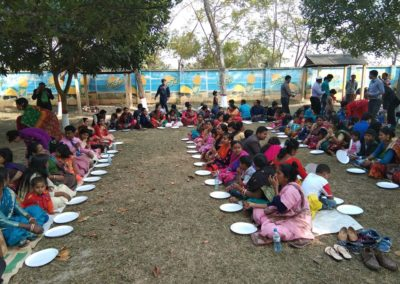 A community Day Out organised by Anirban