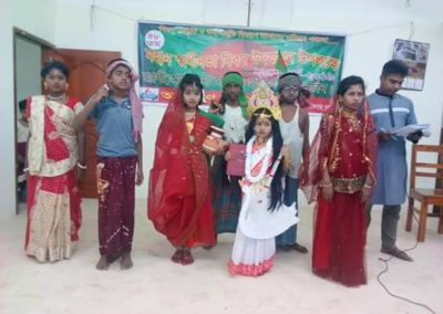 Performance on Indipendence Day