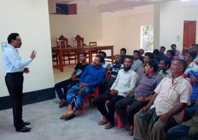 Workshop with Farmers