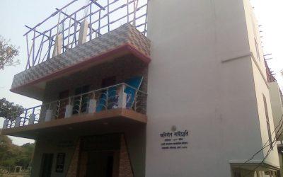 UPDATE OF CONSTRUCTION OF 2ND FLOOR:
